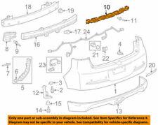 Chevrolet GM OEM 11-15 Volt Rear Bumper-Center Support 22820091
