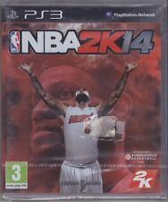 Ps3 PlayStation 3 NBA2K14 import con italiano nuovo sigillato pal
