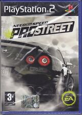 Ps2 PlayStation 2 «NEED FOR SPEED ~ PROSTREET» nuovo sigillato italiano