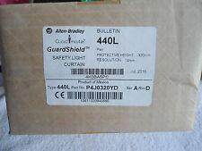 FS Allen Bradley GuardSheild Safety Light Curtain  440L-P4J0320YD  2016  SEALED