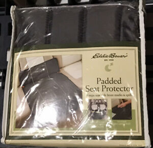 Eddie Bauer Padded Car Seat Protector Baby Infant Seat NEW