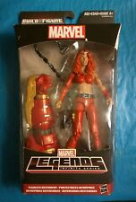New Marvel Legends Infinite Series Fearless Thundra Figure BAF Hulkbuster artfx