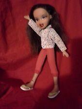 Bratz  2001 doll * Fully Dressed * Long Brown Hair...Gorgeous !  see photos!