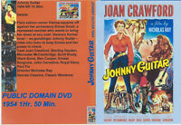 Johnny Guitar (1954) Joan Crawford DVD {DISC ONLY} You choose Shipping