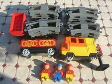 Lego Duplo Train + rails
