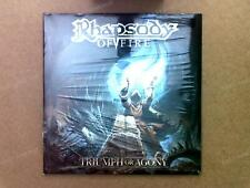 Rhapsody Of Fire - Triumph Or Agony GER 2LP 2006 FOC sealed |