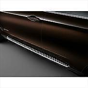 BMW Genuine X5 ALUMINUM RUNNING BOARDS 51-95-2-357-132