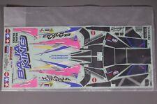 Vintage New Tamiya 1/10 R/C BAJA KING 58301 TL-01B 1425900 Decal Sticker