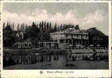Belgien ~1940 Le Lido Wépion s/Meuse Region Namur Hotel Restaurant s/w Postkarte