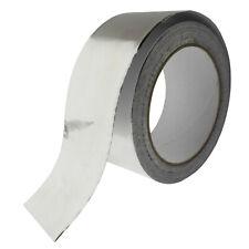 Aluminium Klebeband Isolierung Dampfsperre 50mm x 25m Aluband Alu Silber Band