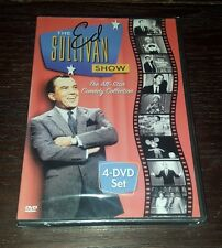 The Ed Sullivan Show All-Star Comedy Collection [4-DVD Set, 2011] Rare OOP NEW!!