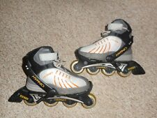 Hypno Sts2 Youth Detachable Inline Skates Size 2