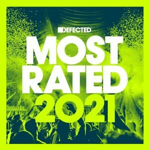 Most Rated 2021 (Defected Records) CD Album