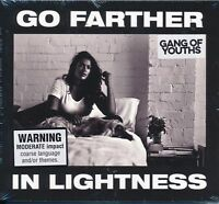 GANG OF YOUTHS Go Farther In Lightness CD BRAND NEW Gatefold Sleeve