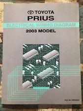 toyota prius hybrid repair manual electrical wiring diagram 2003 dealership