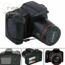 3 Inch TFT LCD Screen HD 16MP 1080P 16X Zoom Anti-shake Digital SLR Camera