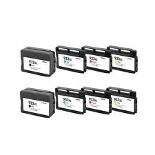 Remanufactured Ink Cartridge for HP 932XL Officejet 6700 Printer(pack of 2 sets)