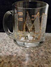 Empire State Building Glass Coffee Mug