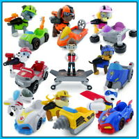 Paw Patrol Toys dog Puppy Patrol car Patrulla Canina Action Figures Model Toys