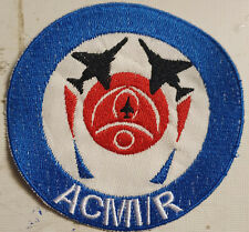 F-4 Phantom RAF Royal airfroce patch ACMI/R