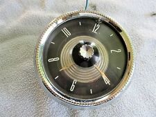 ORIGINAL CLOCK FOR 1955 FORD FAIRLANE OR VICTORIA