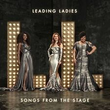 LEADING LADIES SONGS FROM THE STAGE CD (2017)