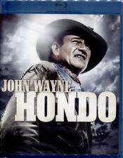 HONDO (John Wayne) - BLU-RAY NUOVO E SIGILLATO, PRIMA STAMPA, NO IMPORT