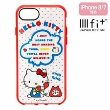 Hello Kitty iPhone 8 Case fit 7