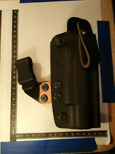 BLACK HARD PLASTIC GUN HOLSTER (GUN MODEL 1911 57)