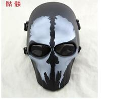 Outdoor Tactical Gear Airsoft Paintball Full Face Protection Cacique Mask TY56