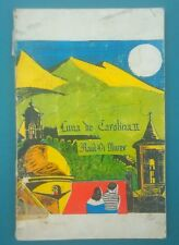 Luna de Carolina II de Raúl di Oliver  Puerto Rico 1988