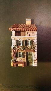 Miniature J Carlton - maison de village