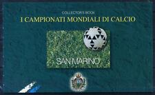 San Marino 1998 Sass. 5 Booklet 100% Football, France ' 98