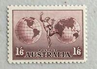 APD549) Australia 1934 1/6 Hermes No Watermark MUH