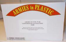 Armies in Plastic 5688 - American Civil War - Confederate Gun Battery       1/32