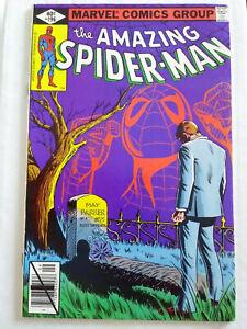 AMAZING SPIDERMAN #196 MARVEL 1979