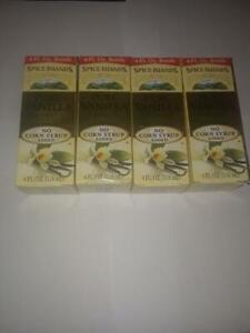 Spice Islands Pure Vanilla Extract 4x4=16 ounces per.order exp.08/22 free shippi