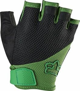 Fox Racing Reflex Short Gel Glove Green
