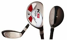 "Majek Golf Senior Lady #3 Hybrid Lady Flex New Rescue Utility ""L"" Flex Club"