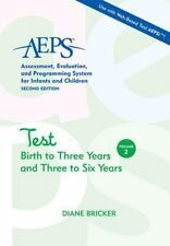 Assessment, Evaluation, and Programming System for Infants and Children (AEPS®)