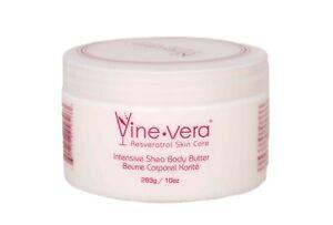 Vine Vera Intensive Shea Body Butter Pact Of 2