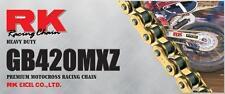 RK - GB420MXZ-104 - 420 MXZ GB Heavy Duty Chain, 104 Links