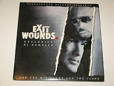 "EXIT WOUNDS Lp 12""x2 VARIOUS NAS THREE 6 MAFIA LOX JA +"