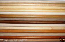 2,5m x 45mm BUCHE Rundholz Handläufe Rund Holzhandlauf Holz