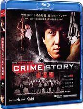 Crime Story (Blu-ray Version) [BRAND NEW] (R1)