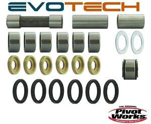 KIT REVISIONE LEVERAGGI SUZUKI RMZ 450 2005 2006 2007 2008 2009 PIVOT WORKS