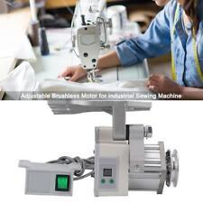 1pcs Einstellbar Nähmaschinenmotor Anbaumotor Industrie Nähmaschine 400W 4500RPM