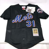 Mike Piazza New York Mets Mitchell & Ness Cooperstown Collection Youth (8) Small