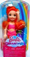 Babie Dreamtopia Muñeca Sirenita Chelsea Mattel Fkn05 mini a partir de 4 Año