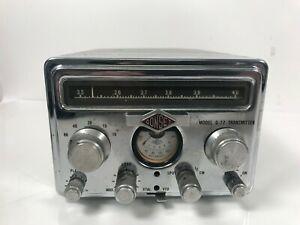 Gonset G-77 Transmitter Mobile Automobile Ham Radio